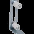 Kit poarta autoportanta seria 5000 pentru porti cu lungime maxima 4m si 200Kg