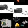 Kit automatizare poarta batanta, Roger Technology R23/371, 3 m/canat, 230 V