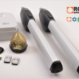 Kit automatizare poarta batanta, Roger Technology BE20/210 BRUSHLESS 24V
