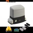 Kit automatizare poarta culisanta 1200kg, Roger Technology KIT R30/1204