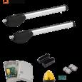 Kit automatizare poarta batanta, Roger Technology R20/520, 5m/canat, 230 V