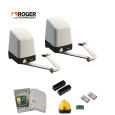 Kit automatizare poarta batanta, Roger Technology H23/282  BRAT Articulat